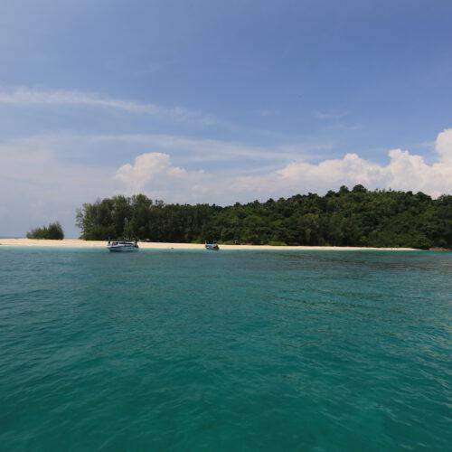 เกาะไผ่ เกาะพีพี อ่าวนาง