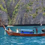 ทัวร์พีพีด้วยเรือหางยาว
