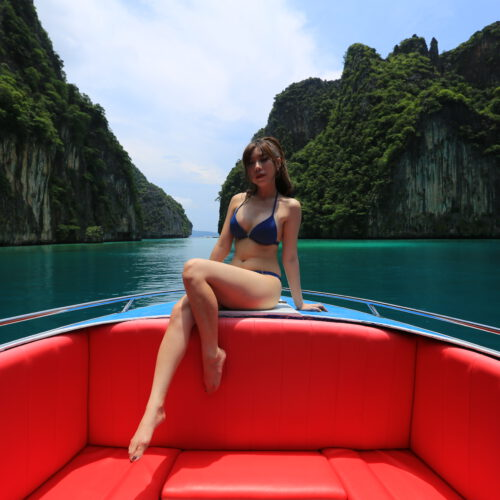 ทัวร์เกาะพีพี กระบี่