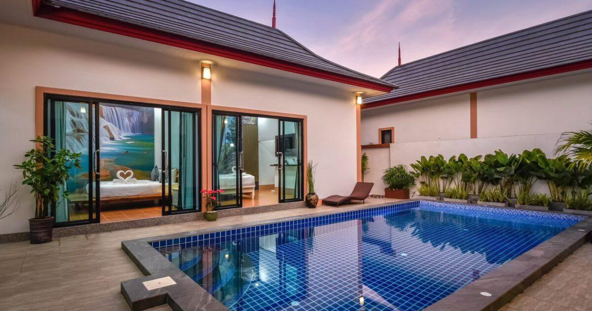 Arthur Pool Villa Krabi