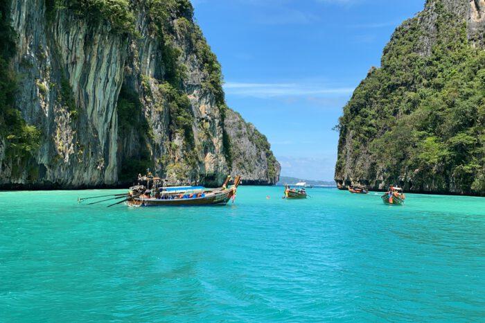ทัวร์เกาะพีพี Hight Speed Catamaran